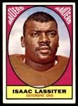 1967 Topps #114  Ike Lassiter  Front Thumbnail