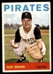 1964 Topps #326  Ron Brand  Front Thumbnail