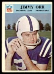 1966 Philadelphia #22  Jimmy Orr  Front Thumbnail