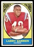 1967 Topps #4  Larry Garron  Front Thumbnail