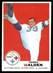 1969 Topps #177  Bobby Walden  Front Thumbnail