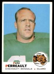 1969 Topps #181  Pete Perreault  Front Thumbnail