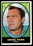 1967 Topps #83  Ernie Park  Front Thumbnail