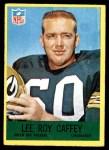 1967 Philadelphia #75  Lee Roy Caffey  Front Thumbnail