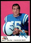 1969 Topps #94  Jerry Hill  Front Thumbnail