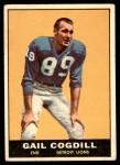 1961 Topps #32  Gail Cogdill  Front Thumbnail