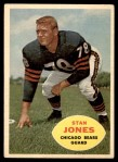1960 Topps #17  Stan Jones  Front Thumbnail