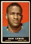 1961 Topps #30  Dan Lewis  Front Thumbnail