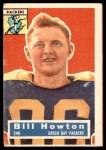 1956 Topps #19  Bill Howton  Front Thumbnail