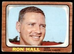 1966 Topps #8  Ron Hall  Front Thumbnail