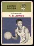 1961 Fleer #22  KC Jones  Front Thumbnail