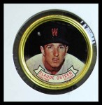 1964 Topps Coins #13   Claude Osteen   Front Thumbnail