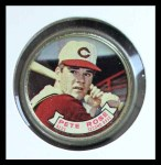 1964 Topps Coins #82   Pete Rose   Front Thumbnail