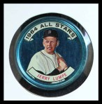 1964 Topps Coins #124   -   Jerry Lumpe All-Star Front Thumbnail