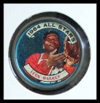 1964 Topps Coins #130   -   Leon Wagner All-Star Front Thumbnail