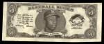 1962 Topps Bucks  Hank Aaron  Front Thumbnail