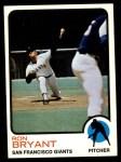1973 Topps #298  Ron Bryant  Front Thumbnail