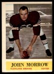 1964 Philadelphia #37  John Morrow  Front Thumbnail