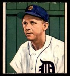 1950 Bowman #212 CPR Jerry Priddy  Front Thumbnail