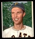 1950 Bowman #178  Ed Fitzgerald  Front Thumbnail