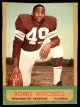 1963 Topps #159  Bobby Mitchell  Front Thumbnail