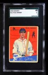1934 Goudey #11  Paul Waner  Front Thumbnail