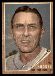 1962 Topps #85  Gil Hodges  Front Thumbnail