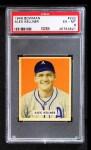 1949 Bowman #222  Alex Kellner  Front Thumbnail