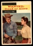 1958 Topps TV Westerns #24   Difficult Task  Front Thumbnail