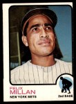 1973 Topps #407  Felix Millan  Front Thumbnail