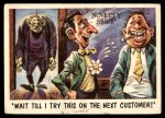 1959 Topps / Bubbles Inc You'll Die Laughing #16   Wait till I try Front Thumbnail