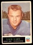 1965 Philadelphia #63  Yale Lary    Front Thumbnail