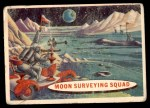 1957 Topps Space Cards #43   Moon Surveying Squad Front Thumbnail