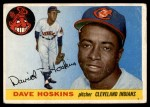 1955 Topps #133  Dave Hoskins  Front Thumbnail