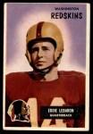 1955 Bowman #26  Eddie LeBaron  Front Thumbnail