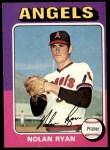 1975 Topps #500  Nolan Ryan  Front Thumbnail