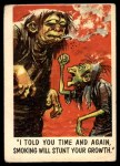 1959 Topps / Bubbles Inc You'll Die Laughing #17   I told you time and again Front Thumbnail