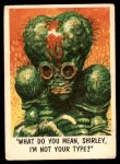 1959 Topps / Bubbles Inc You'll Die Laughing #14   What do you mean Front Thumbnail