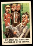 1959 Topps / Bubbles Inc You'll Die Laughing #29   But daddy Front Thumbnail