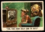 1959 Topps / Bubbles Inc You'll Die Laughing #62   Tsk tsk! Front Thumbnail