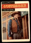 1958 Topps TV Westerns #15   Tall and Tough  Front Thumbnail