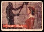1957 Topps Robin Hood #40   I'm Not Afraid Front Thumbnail