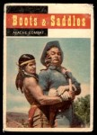 1958 Topps TV Westerns #67   Apache Combat  Front Thumbnail