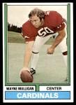 1974 Topps #464  Wayne Mulligan  Front Thumbnail