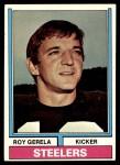 1974 Topps #431  Roy Gerela  Front Thumbnail