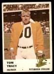 1961 Fleer #119  Tom Tracy  Front Thumbnail