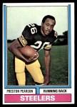 1974 Topps #452  Preston Pearson  Front Thumbnail