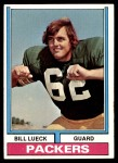 1974 Topps #513  Bill Lueck  Front Thumbnail