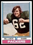 1974 Topps #513  Bill Lueck  Front Thumbnail