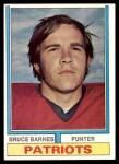 1974 Topps #522  Bruce Barnes  Front Thumbnail